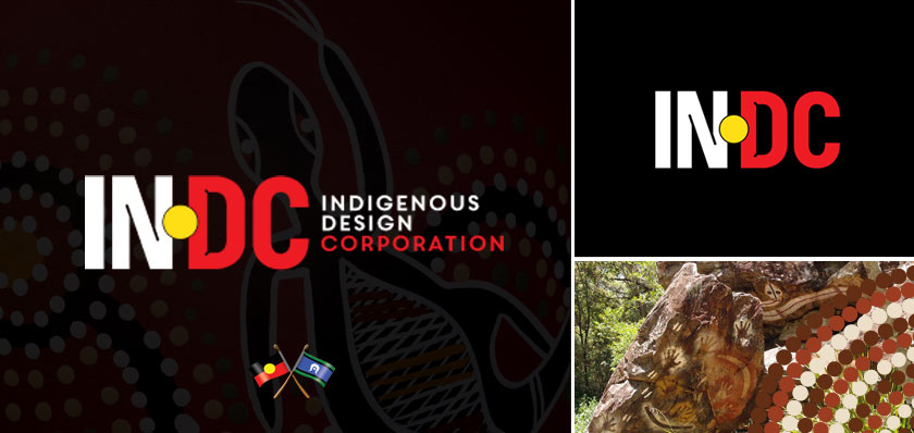 Indigenous Design Corporation logo design