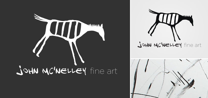 john mcnelley logo design