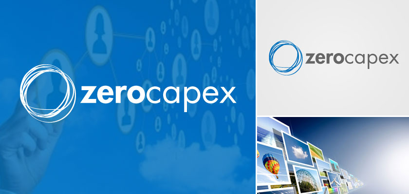 zerocapex logo design